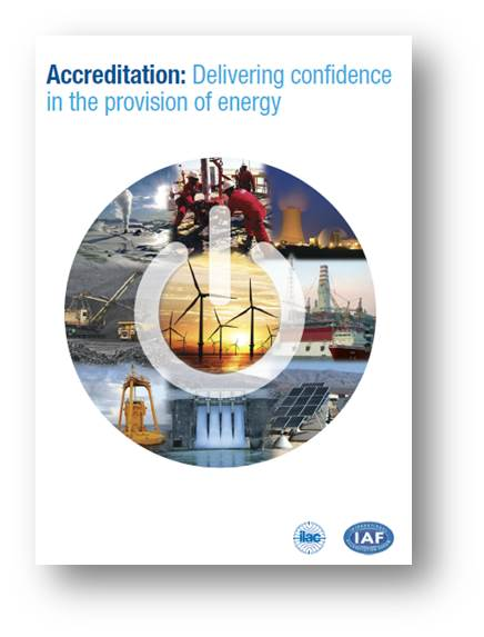 Standards and accreditation in the provision of energy