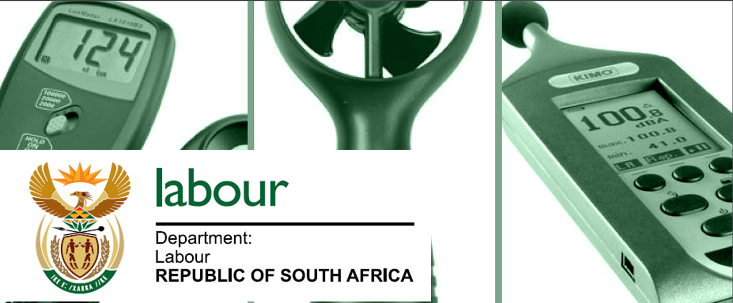 South African Department of Labour addresses market failure of occupational hygiene inspectors through accreditation.