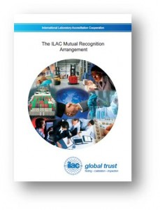 The ILAC Mutual Recognition Arrangement (MRA)