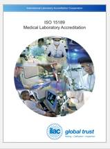 Demonstrating the competence of medical laboratories