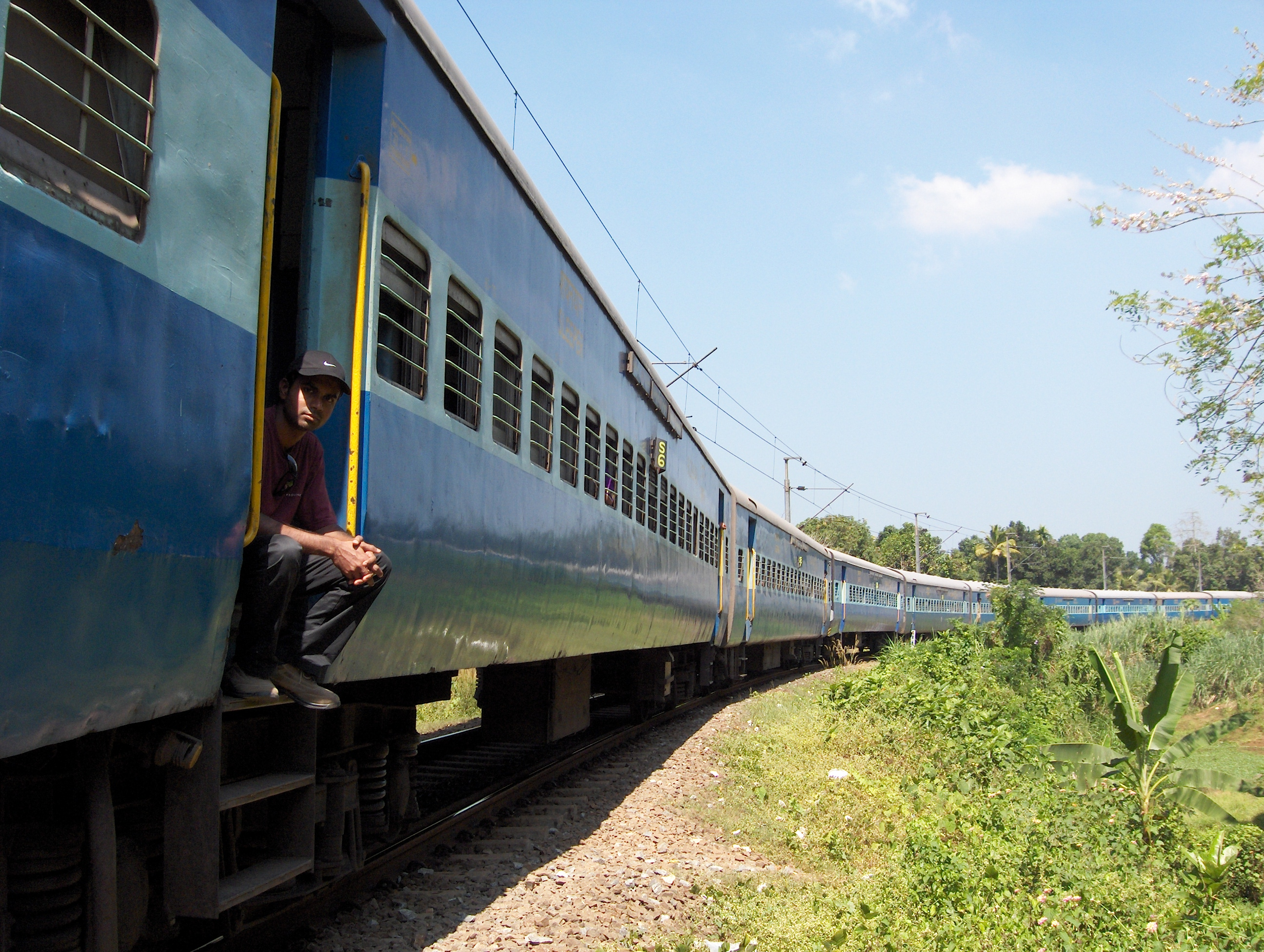 Accredited certification to help improvements in food provision on Indian trains