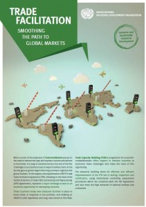 UNIDO – Trade Facilitation – smoothing the path to global markets