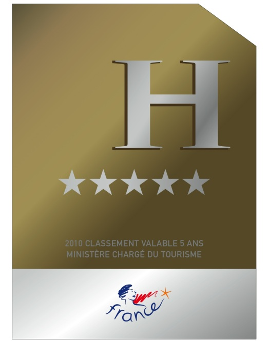 Accreditation gives credibility to classification of hotels in France