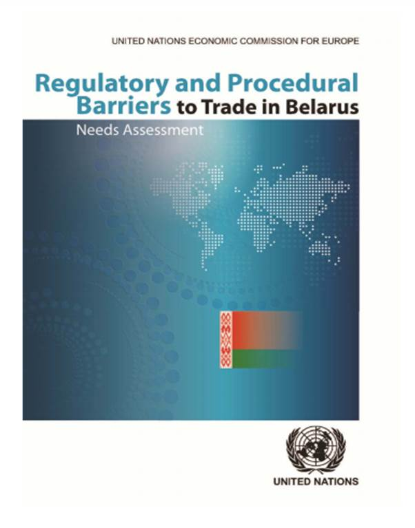 Regulatory and Procedural Barriers to Trade in Belarus (2012)