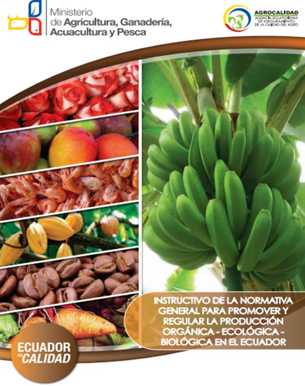 Accreditation supports organic food production in Ecuador
