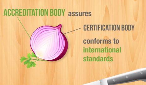 Quality assurance is like an onion – multi-layered