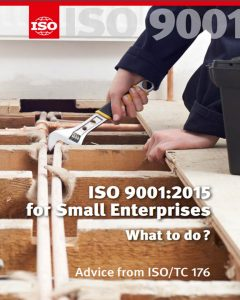 ISO Guidance for SMEs using ISO 9001 for quality management