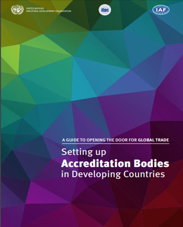 New guide on how accreditation in developing economies can facilitate trade and support sustainable development