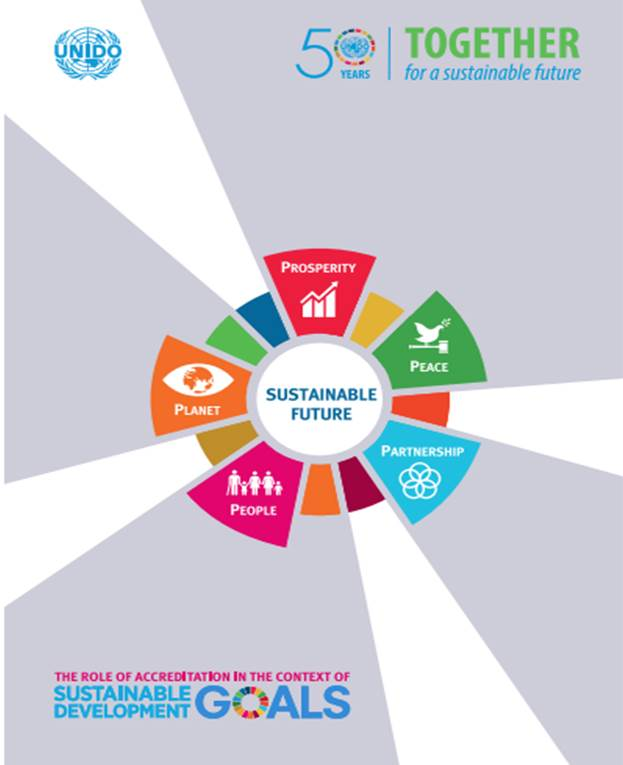 Accreditation supports UNIDO's 2030 Agenda for Sustainable Development