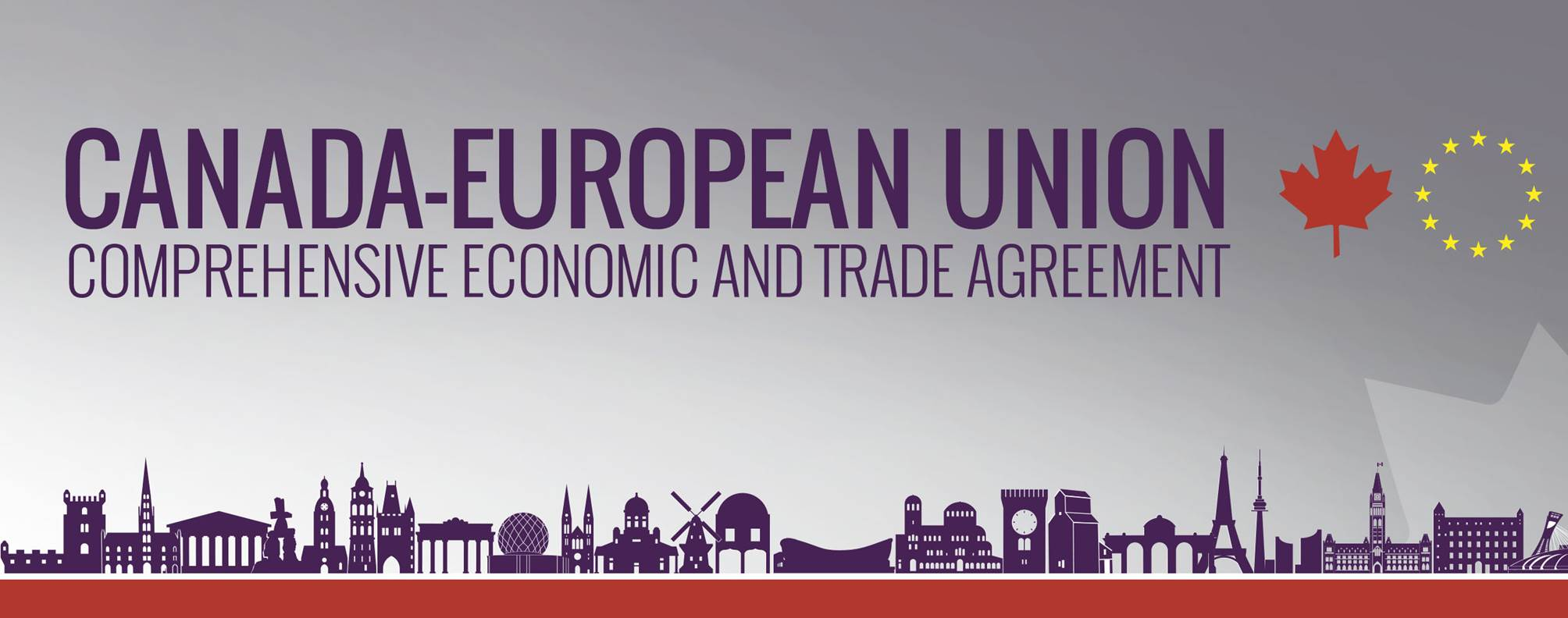 Accredited conformity assessment firmly referenced in Canada-EU Trade Agreement (CETA)