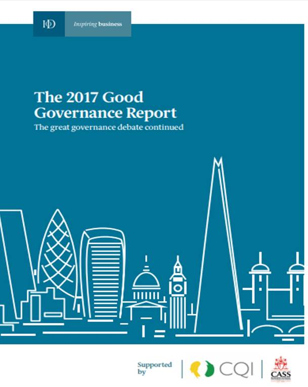 UK business report uses 9001 as an indicator of Good Governance
