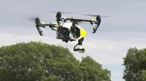 Police drones benefit from accredited certification