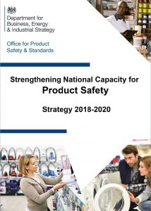 The Office for Product Safety and Standards launches first ever strategy to further enhance the UK's world-leading product safety regime