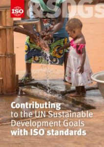 Contributing to the UN Sustainable Development Goals with ISO standards